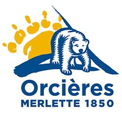 Logo de Orcière merlette