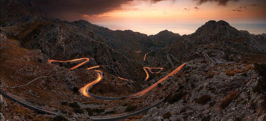 Route du Cap Formentor