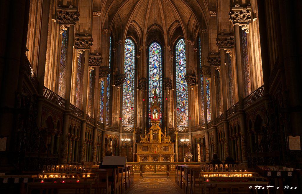 Nef de Notre Dame de la Treille à Lille