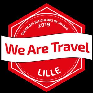 Logo de We are travel pour le Wat 19