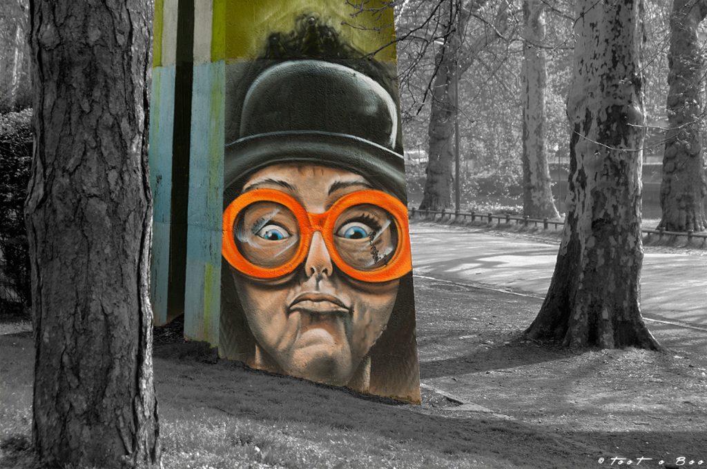 Street-Art-Parc Citadelle-Lille