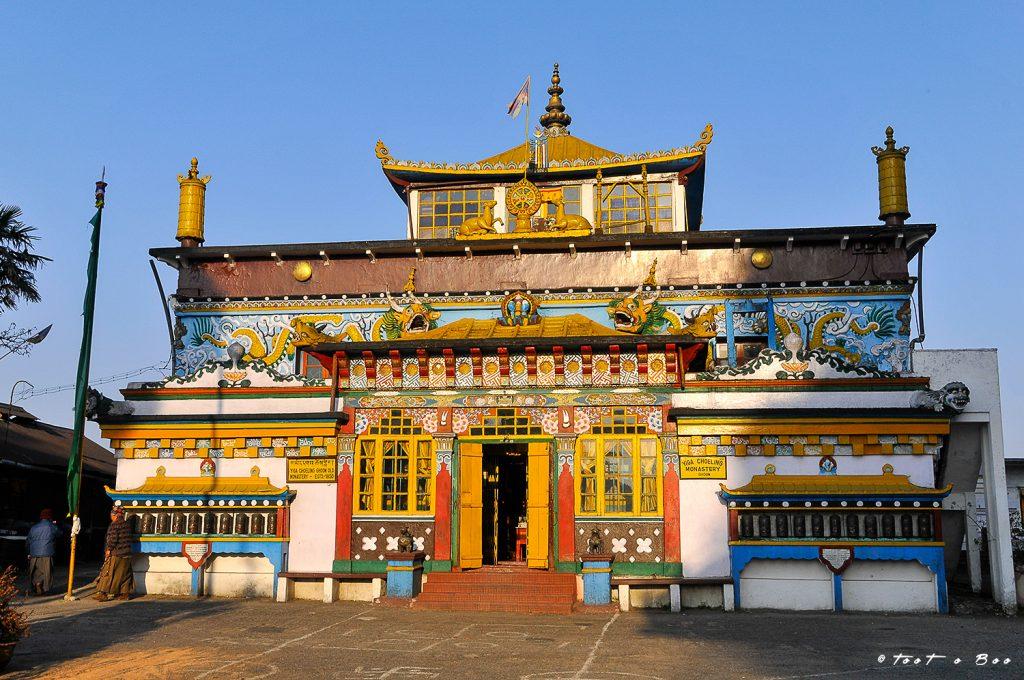 Monastère de Ghum-Kurseong